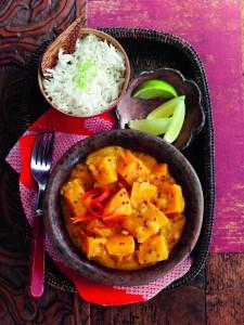 Slimming World Thai Red Pumpkin Curry