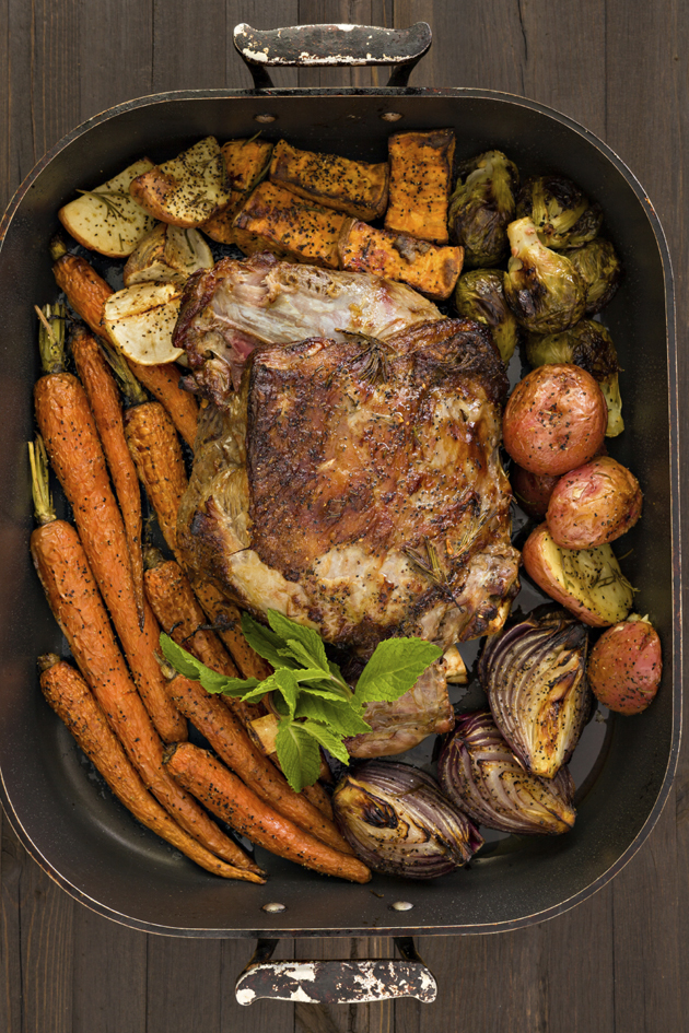 Easy Easter Roast Dinner Recipes