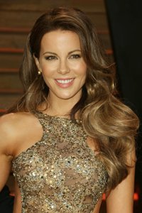 Add some va va volume like Kate Beckinsale by adding waves, layers and a side