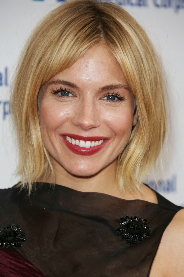 Hairstyles That Slim Your Face Woman Magazine