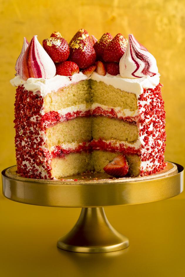 easy eaton mess celebration cake recipe