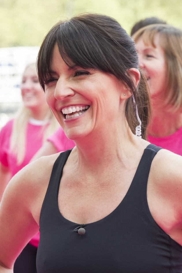 Davina Mccall Fitness Dvd on best yoga for weight loss