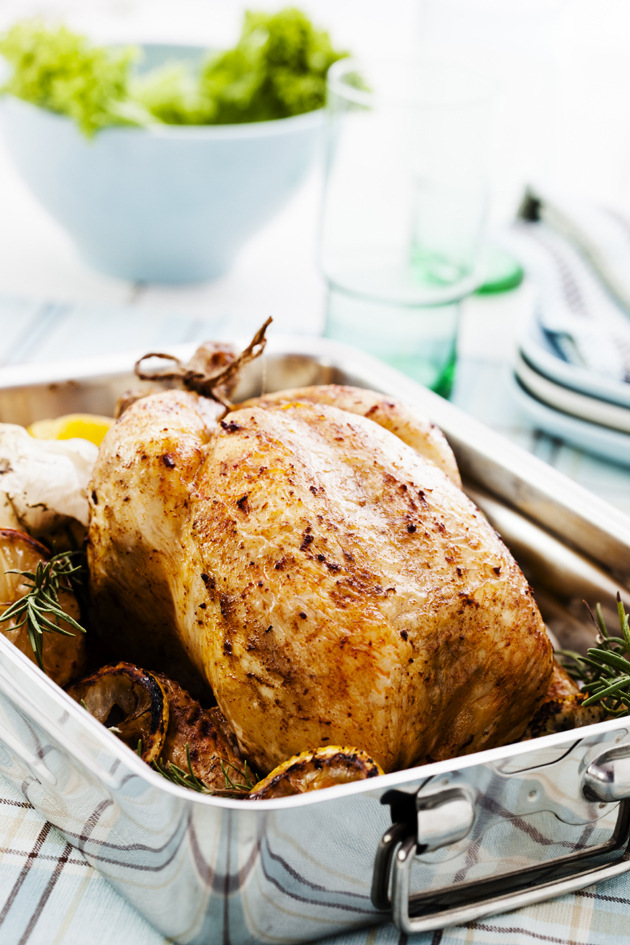 How To Cook A Delicious Low Calorie Roast Dinner Woman Magazine