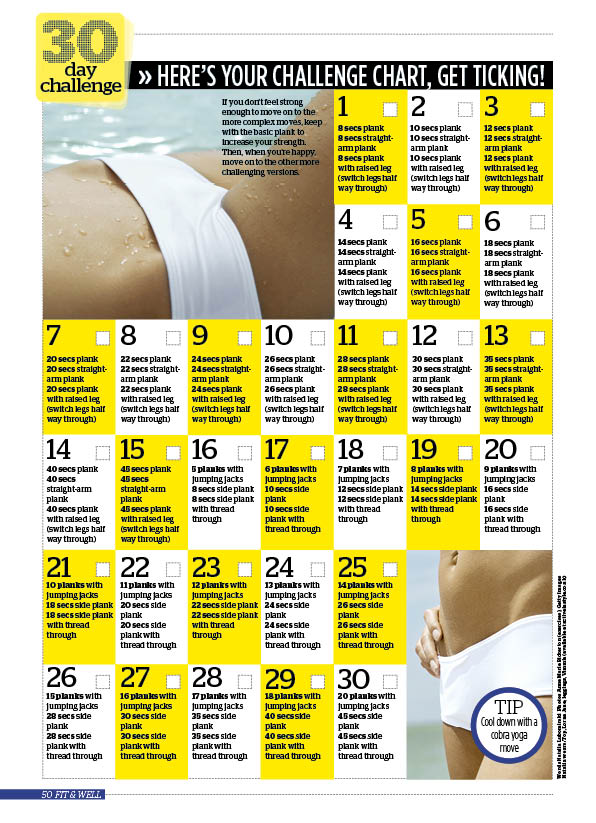 30 Day Challenge How To Get A Toned Tum Quickly Woman