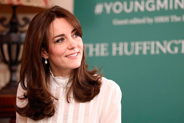 5 changes to your blow dry that will give you bouncy hair like Kate Middleton!
