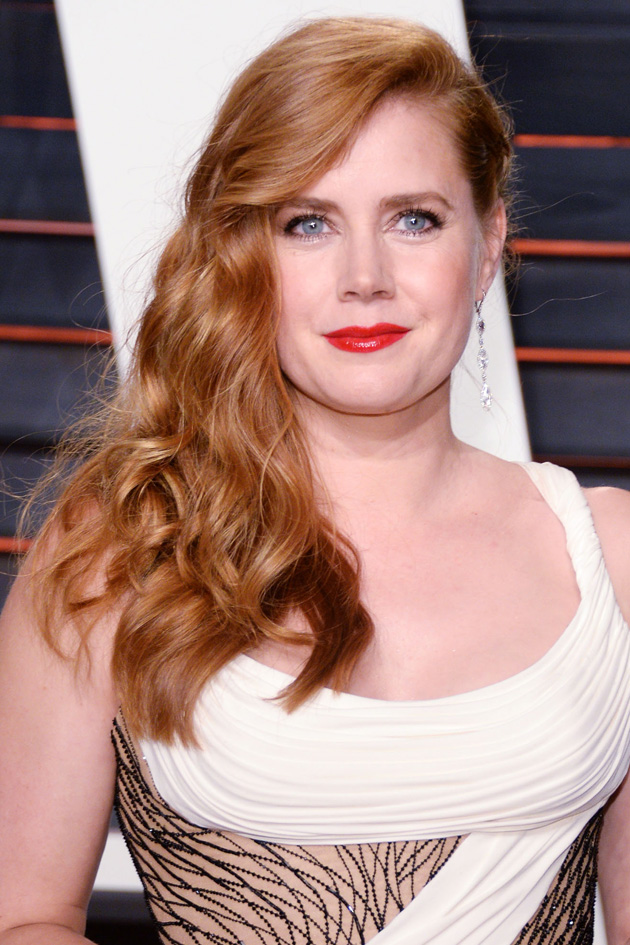 what style of hair suits my face hairstyles to suit shapes 2621 | amy adams round face shape