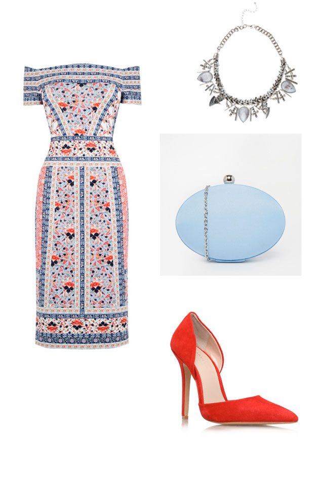6f0eb9dc494 The best wedding guest outfits and matching accessories - Woman Magazine