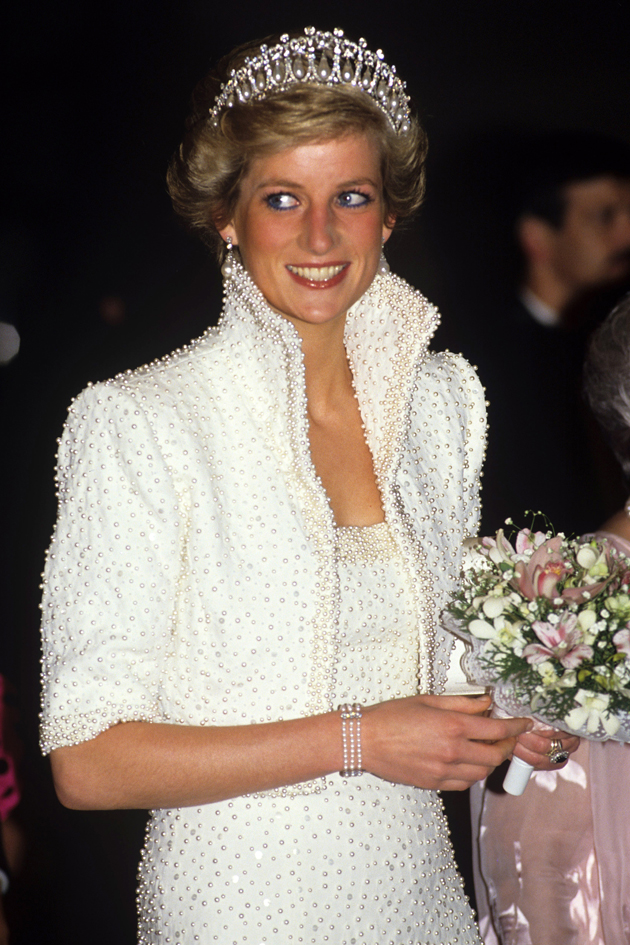 Iconic Princess Diana Dresses We Will Never Forget
