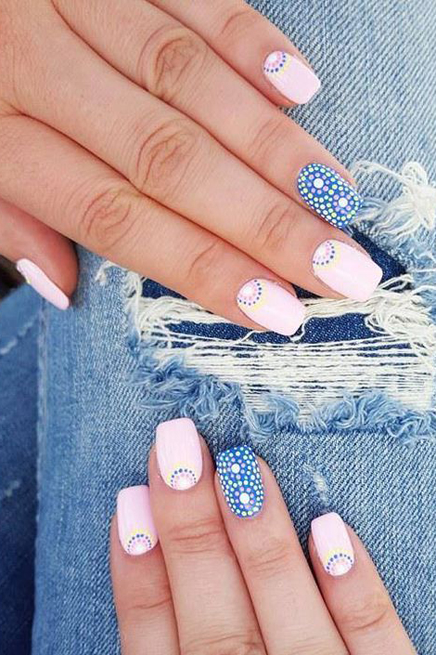 What nail art you should wear, according to your star sign!