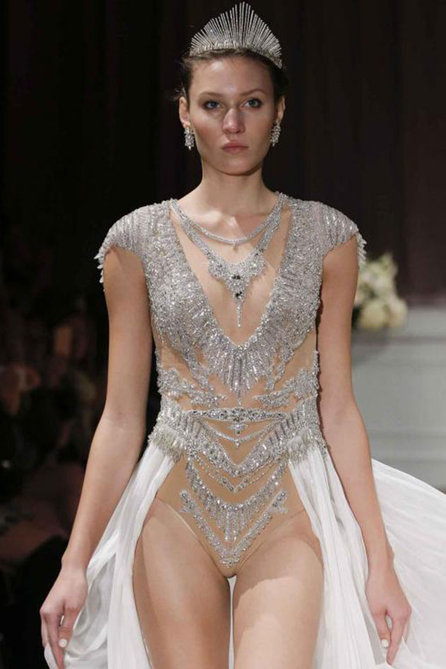 Is this the most outrageous wedding dress, ever? - Woman Magazine