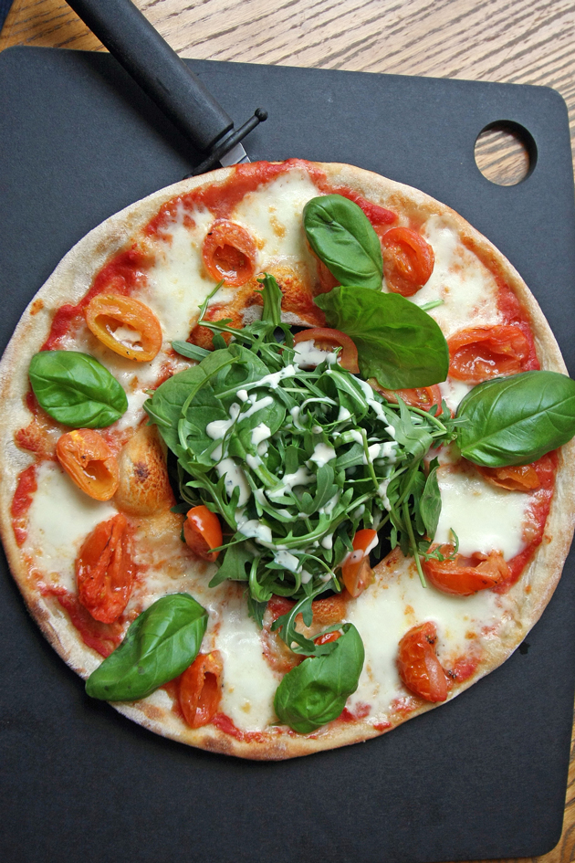 Low Calorie Pizza Recipe