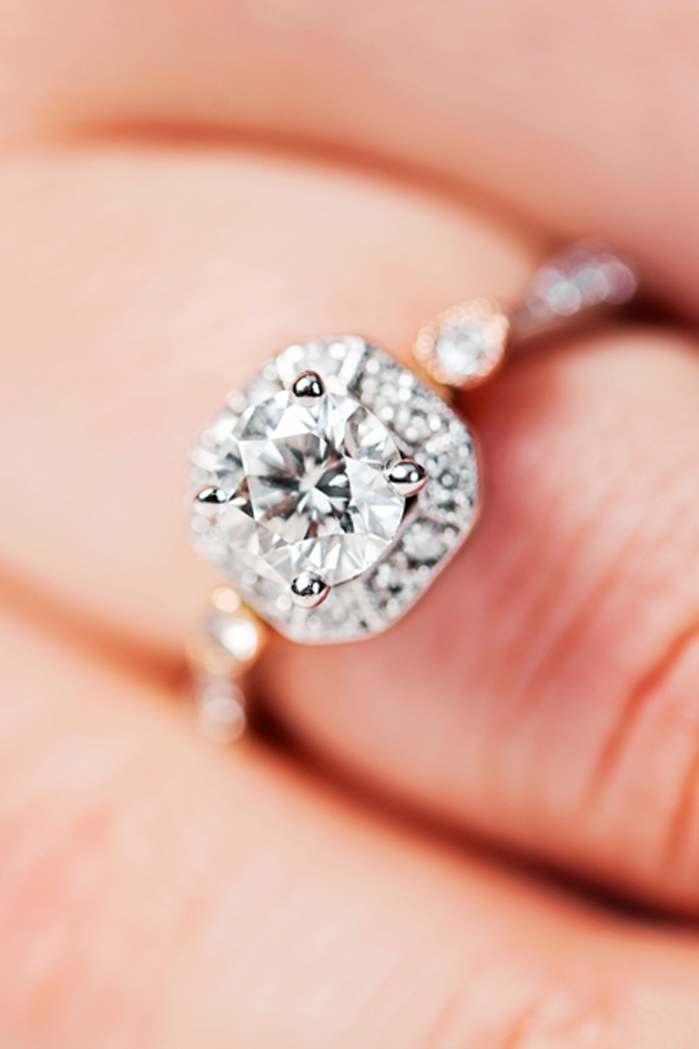 How To Clean Your Engagement Ring At Home Woman Magazine