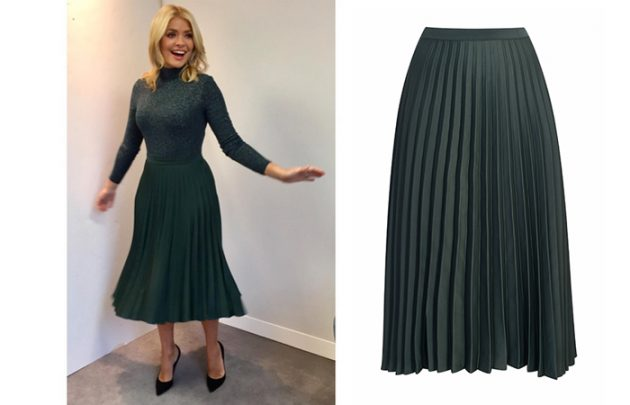 holly willoughby, next, miss selfridge