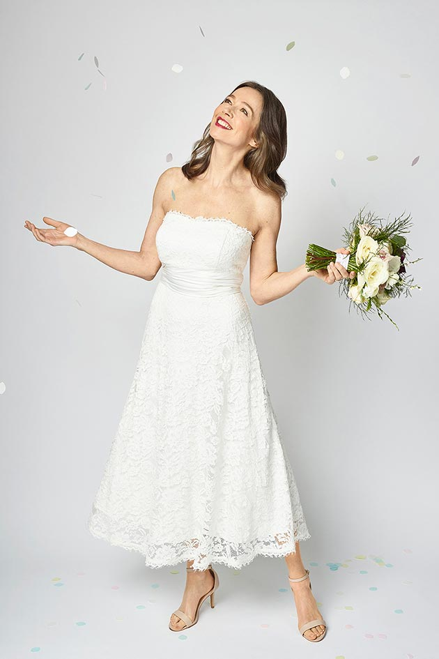 high street affordable wedding dresses