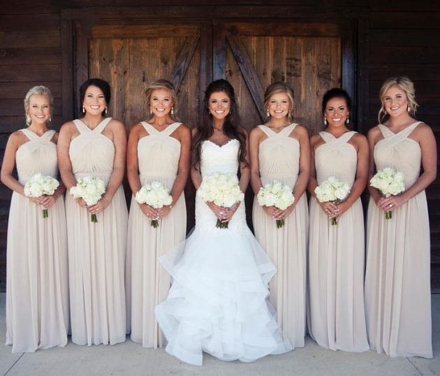 Find Out Why This 21 Year Old Bride Fired All Her Bridesmaids Via Text