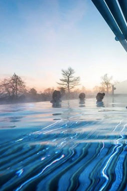 Best spas in the UK for getting back to nature
