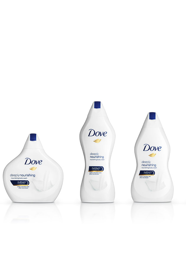 BEST reactions to Dove's body positive body wash bottles