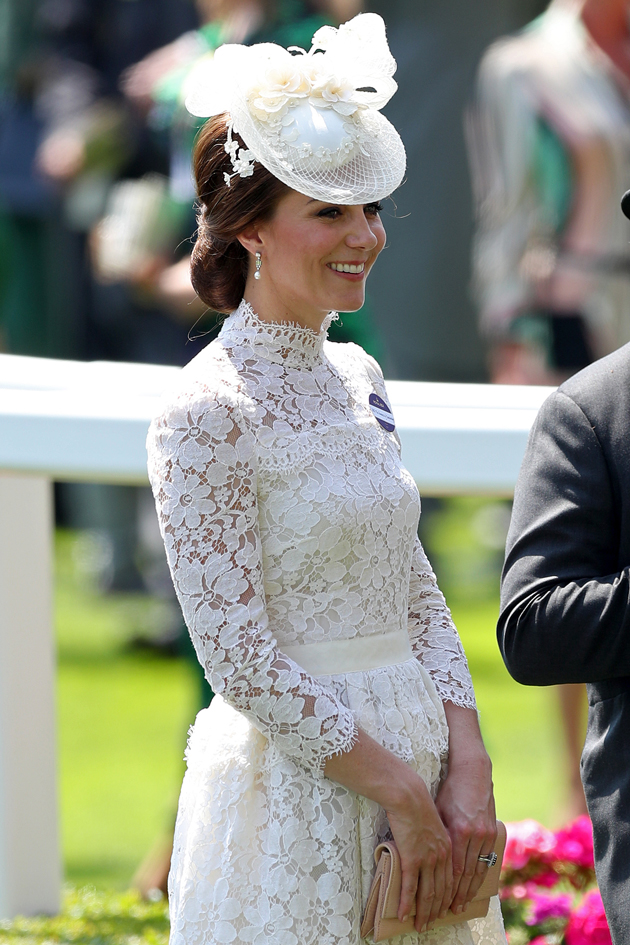 Kate Middleton Ascot 2017 pictures: Kate's look for a ...
