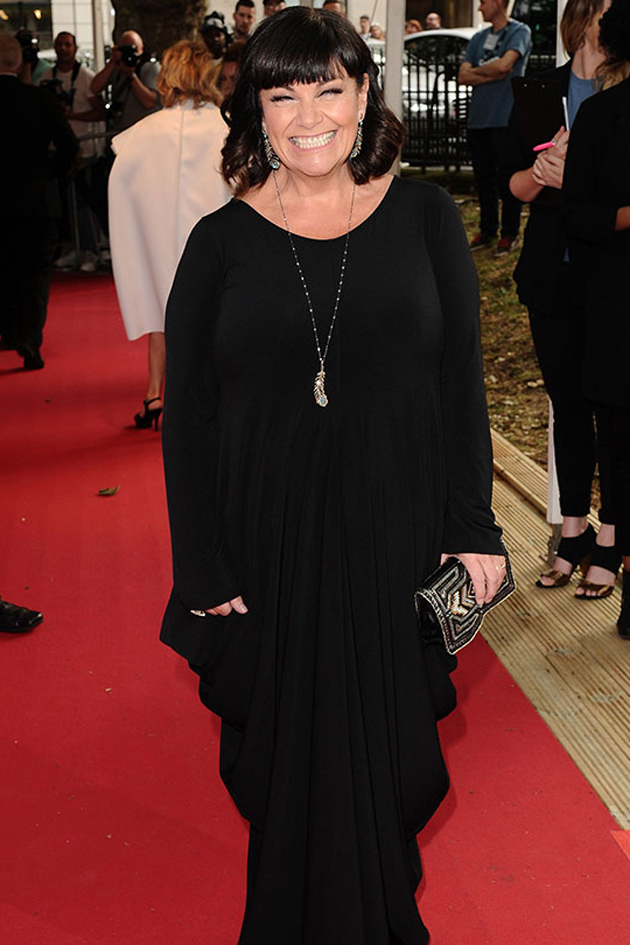 The real reason Dawn French won't lose any more weight