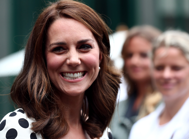 How to get the Duchess of Cambridge short hair style and keep it looking fabulous…