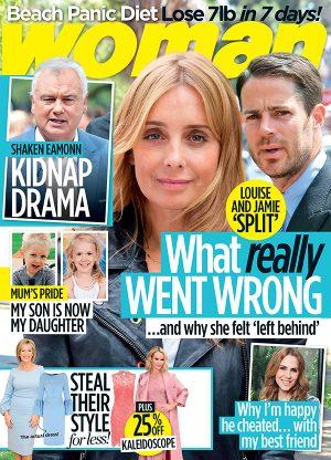 woman magazine 4 day diet