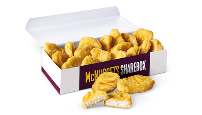 just like mcdonald s but better lidl chicken nuggets take internet