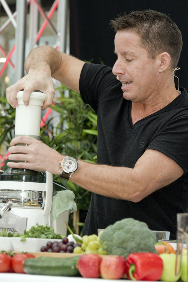 Jason Vale: Who is the 'Juice Master' and what does he do?