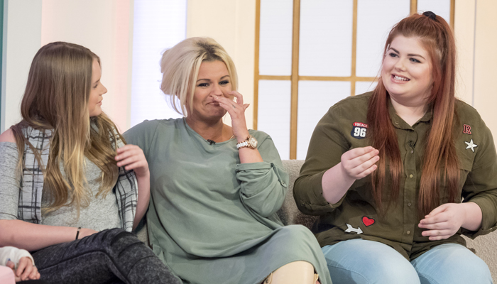 Kerry Katona Breaks Down About Her Daughter Molly