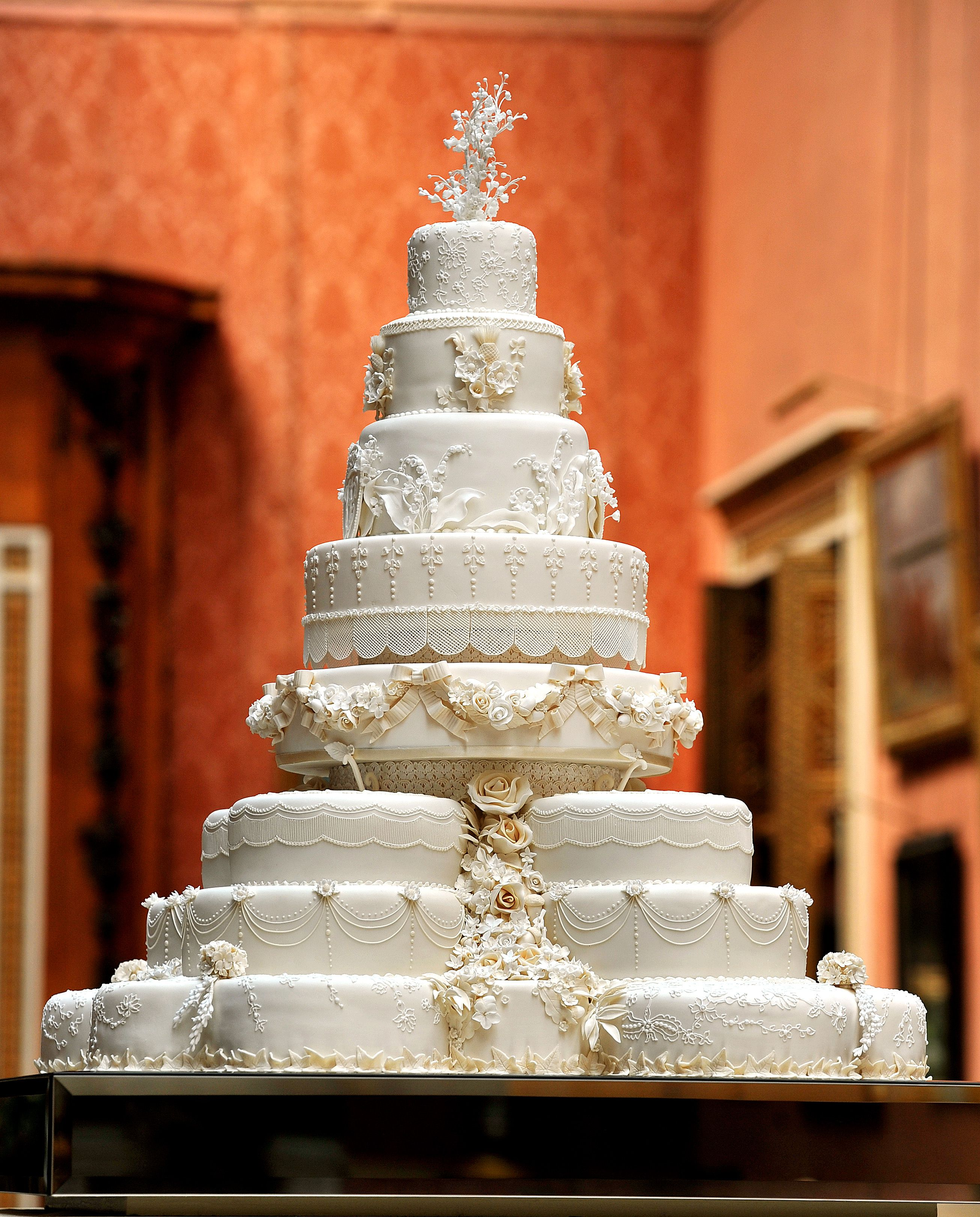 This Is How Much A Slice Of Royal Wedding Cake Will Cost You
