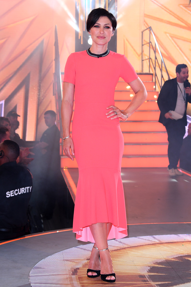 Emma Willis gym secrets: How the star got her trim and toned post-baby body