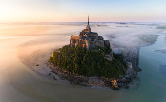 Weekend break guide: Mont Saint-Michel, France