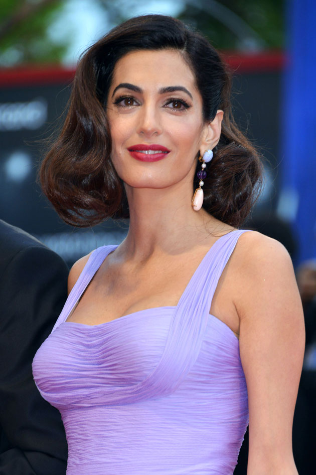 Amal Clooney Makeup The 163 25 Concealer She Swears By