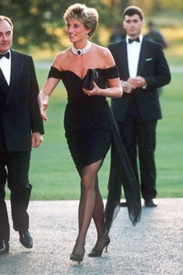 The story behind the picture: Princess Diana at the Serpentine ...