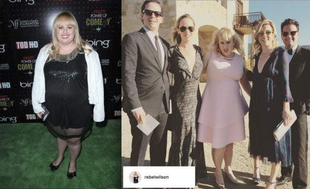 Amazing Celebrity Before And After Weight Loss Pictures Woman