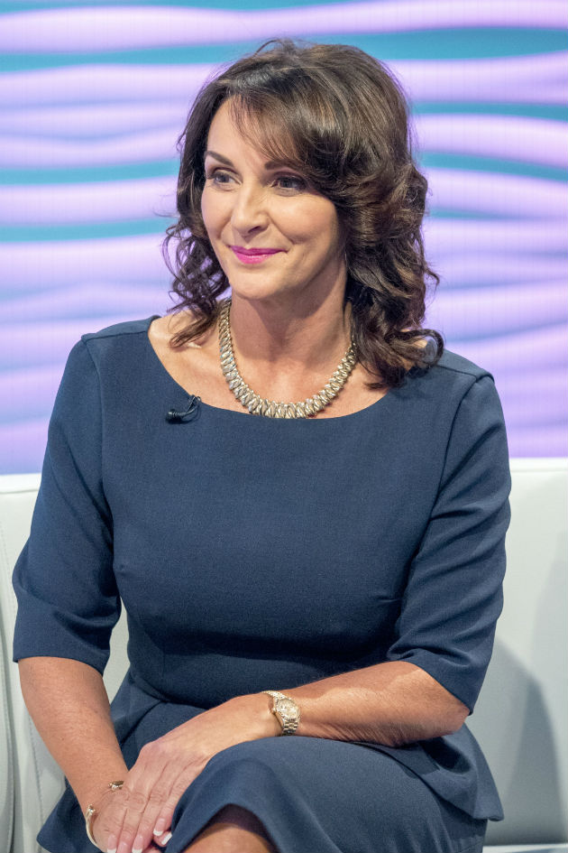 Good News Is That This Morning They >> Shirley Ballas: 'I wouldn't touch Brendan with a barge pole!'