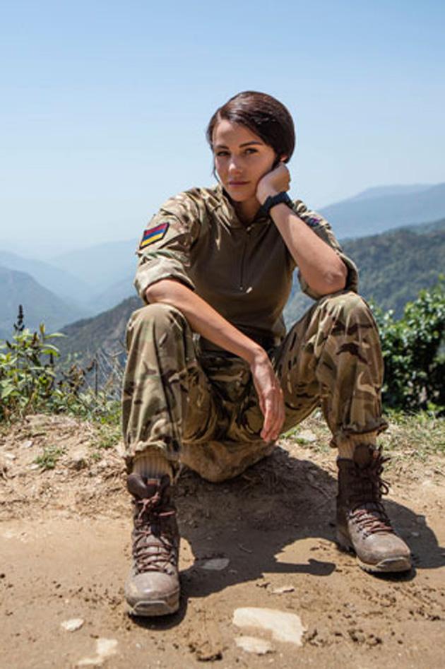 Michelle Keegan slammed in Our Girl season 3 return for ...