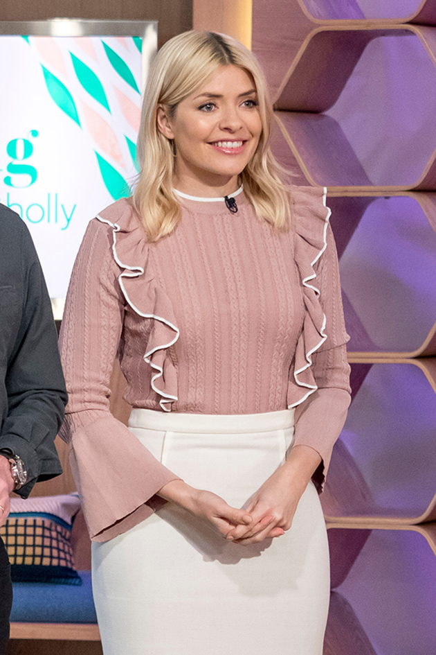 Holly Willoughby Baby Food
