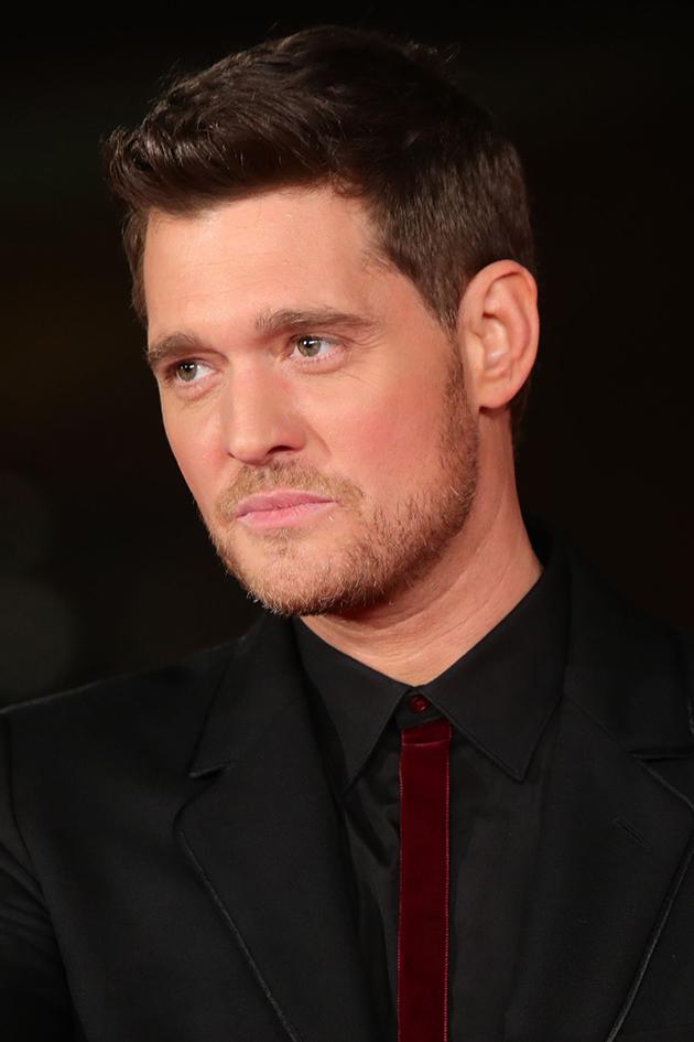 Michael Buble Opens Up About Son Noahs Cancer Battle