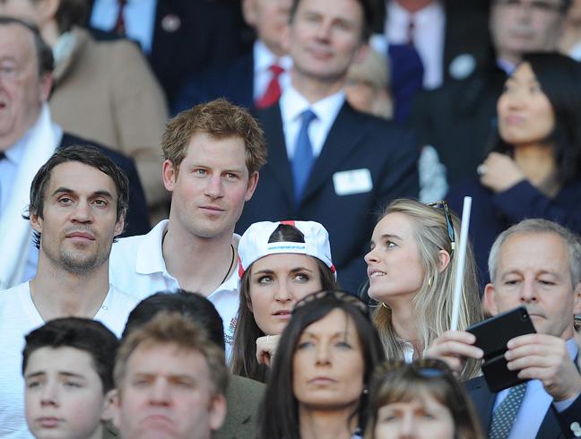 prince harry and cressida bonas dating