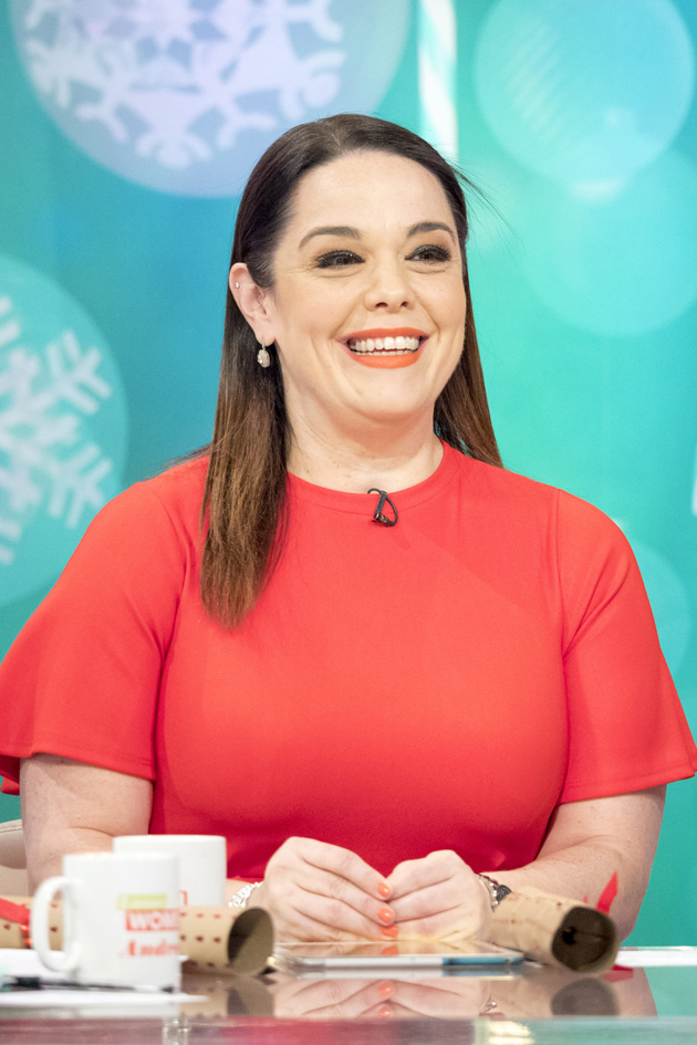 Lisa Riley on her dramatic weight loss: 'If I can do it ...