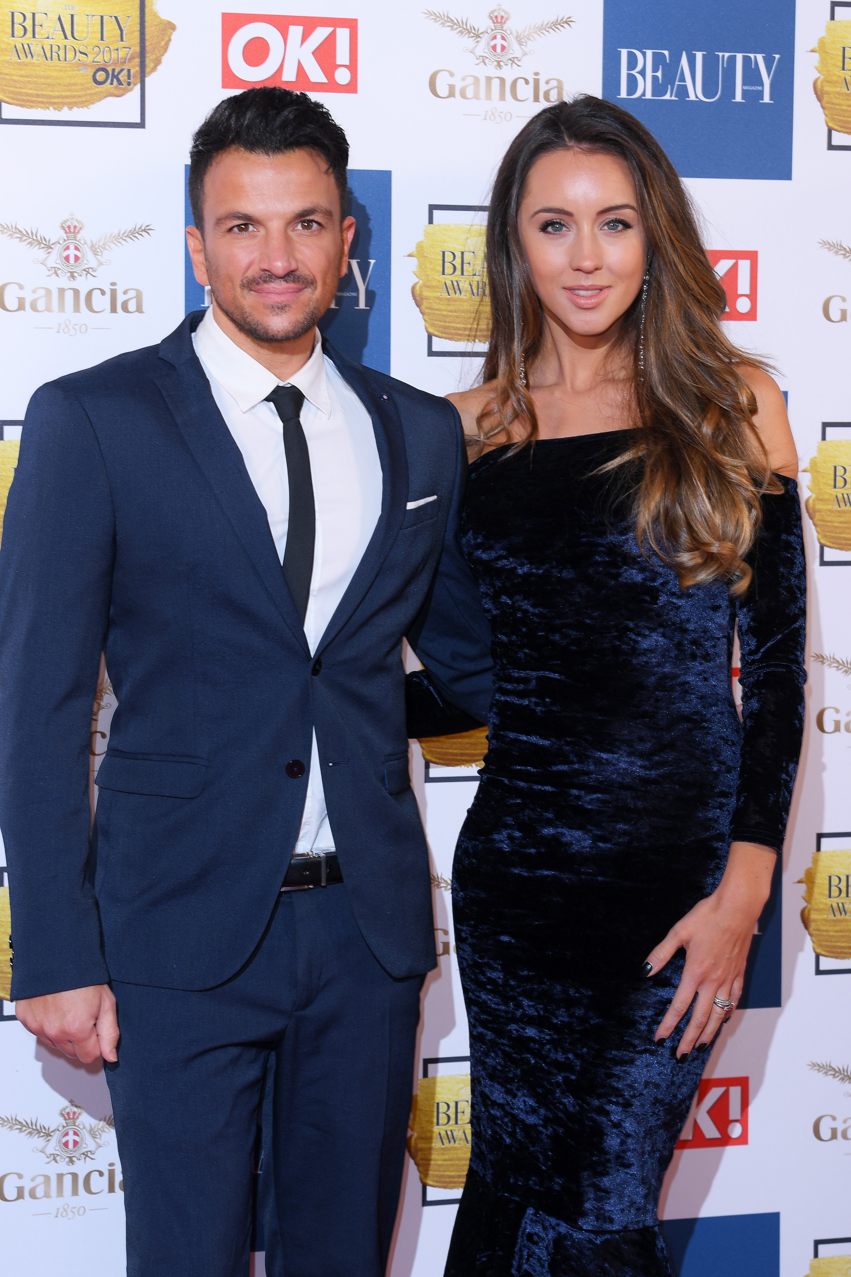 It Changes His Face Why Peter Andre S Wife Emily Isn T A Fan Of Her Husband S Botox Woman Magazine
