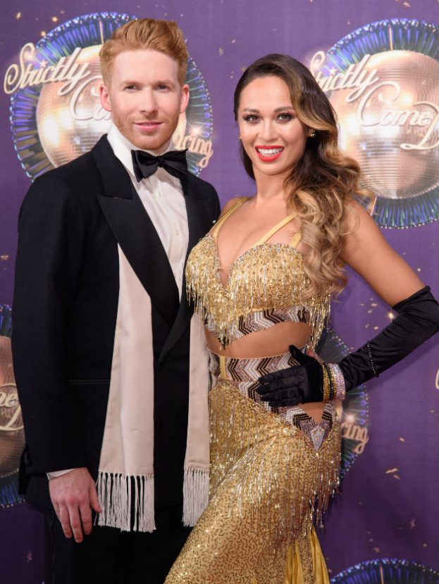 86d853753d62 Neil Jones – the husband of Katya Jones, who won the 2017 series with her  celeb partner Joe McFadden – has revealed that for the third year in a row,  ...