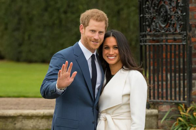Argos are selling a copy of Meghan Markle's engagement ring for just £15