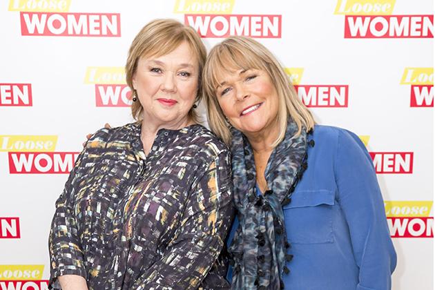 Pauline Quirke Linda Robson