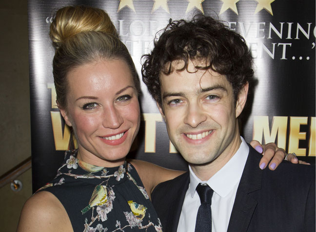 lee mead is he gay