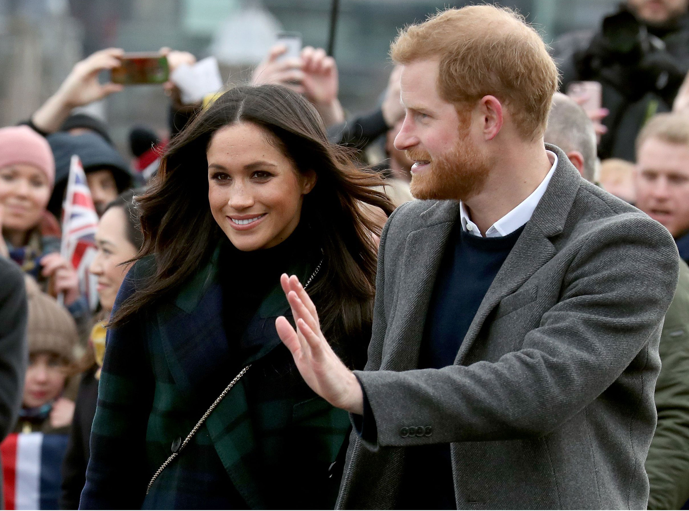 Meghan Markle Targeted In Terrifying Racist Hate Crime'