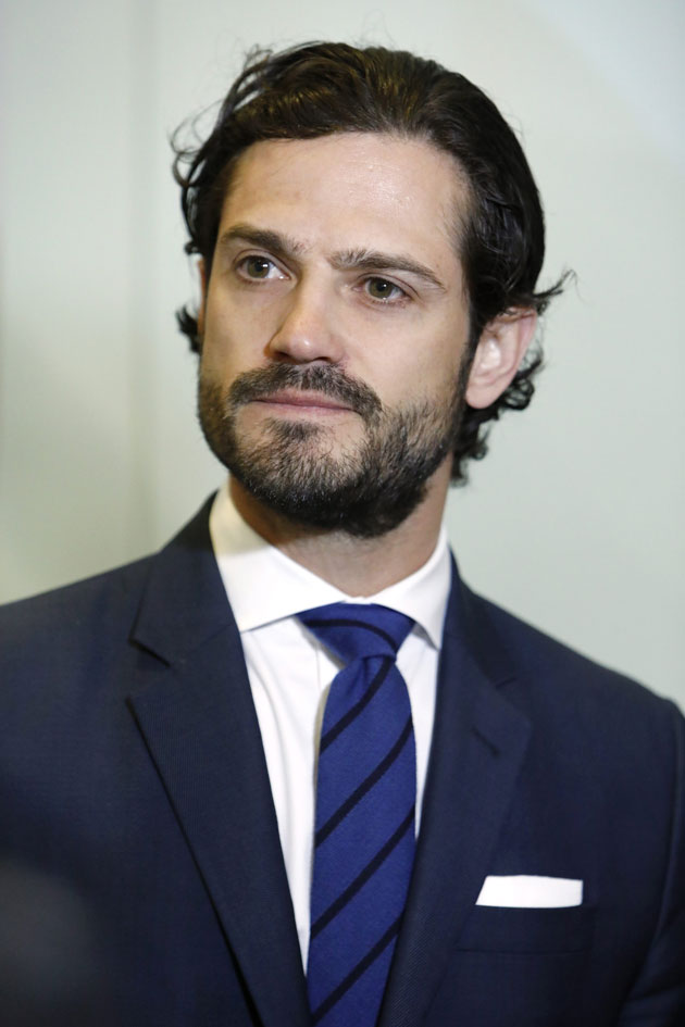 Move over Harry! Meet Prince Carl Philip, the world's sexiest royal