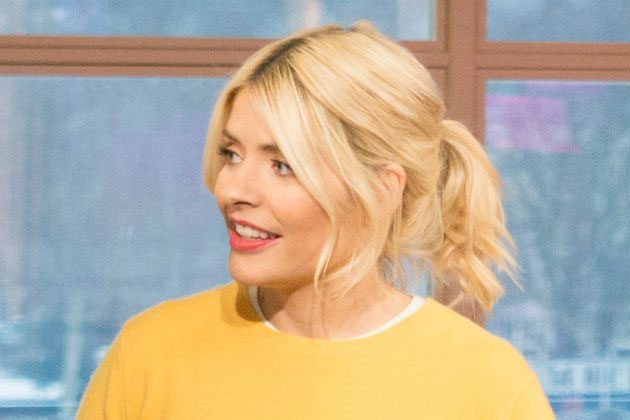 6b50efb8a95c9 Holly Willoughby has admitted to feeling broody again after gushing over Sam  Faiers' baby bump on The Mummy Diaries.