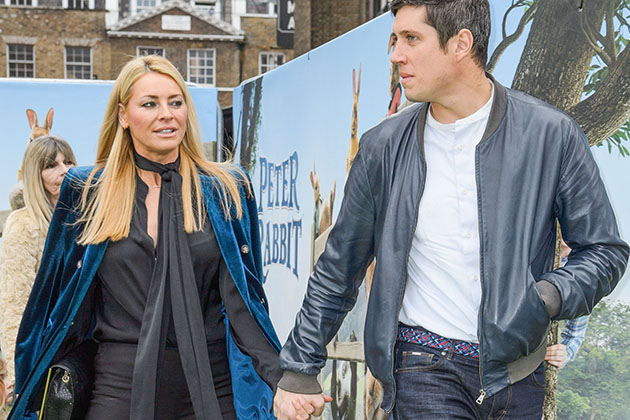 Are married couple Tess Daley and Vernon Kay about to split?