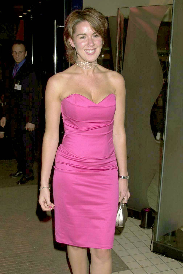 See Claire Sweeney's weight loss transformation story in pictures
